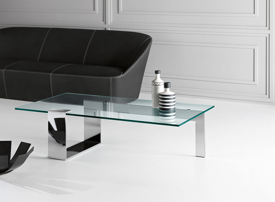 Tonelli table basse plinsky behr ameublement for Table basse ch