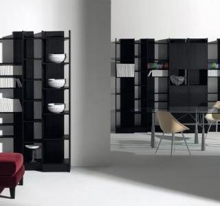 Categorie Living Bibliothèque