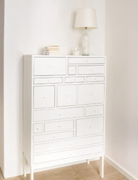 Commode Collect Schoenbuch
