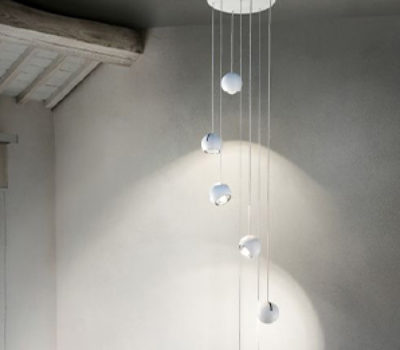 Luminaire Spider Studio Italia Design