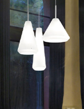Luminaire Withwhite Vistosi