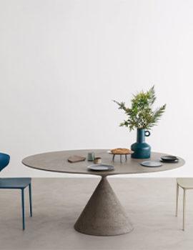 Table Clay Desalto