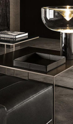 Table basse Duchamp Minotti