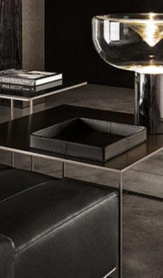 Table basse Duchamp Minotti
