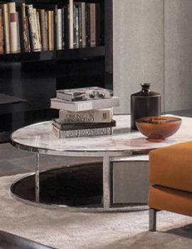 Table basse Huber Minotti